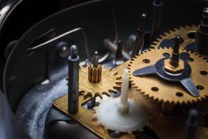 Mechanizm kwarcowy zegarka